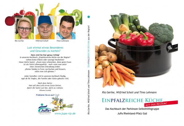 """Kochbuch """"Einpfalzreiche Küche"""""""