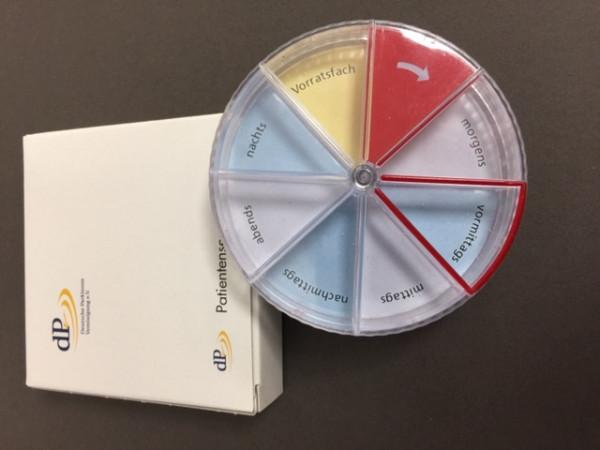 Medikamenten-Vorratsbehälter