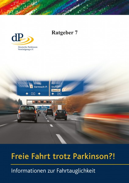 "Ratgeber 07 ""Freie Fahrt trotz Parkinson"""
