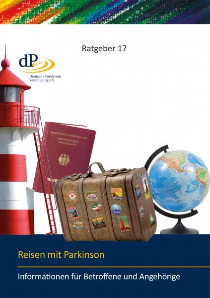 """Ratgeber 17 """"Reisen mit Parkinson"""""""