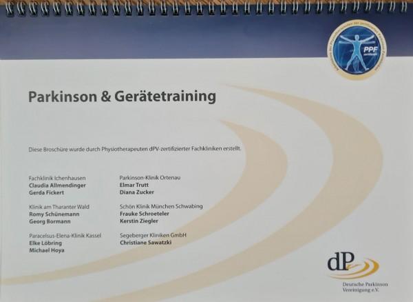 Ringbuch Parkinson&Gerätetraining