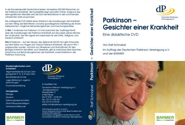 """DVD """"Parkinson - Gesichter einer Krankheit"""""""