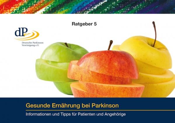 """Ratgeber 05 """"Gesunde Ernährung """""""