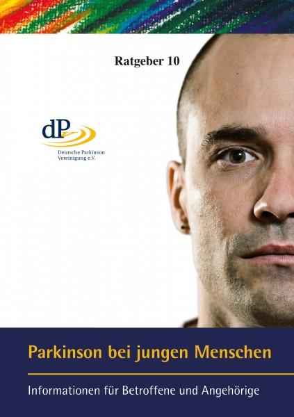 """Ratgeber 10 """"Parkinson bei jungen Menschen"""""""