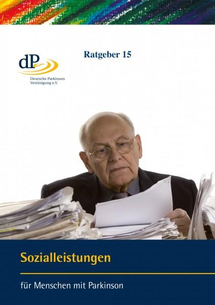 """Ratgeber 15 """"Sozialleistungen"""""""