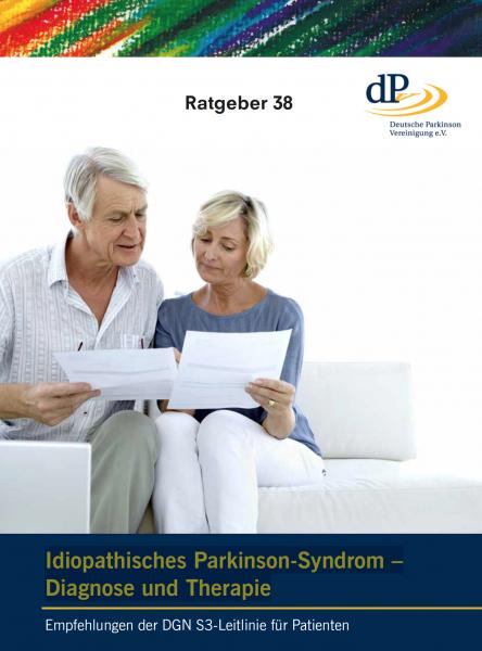 "Ratgeber 38 ""Idiopathisches Parkinson-Syndrom – Diagnose und Therapie"""